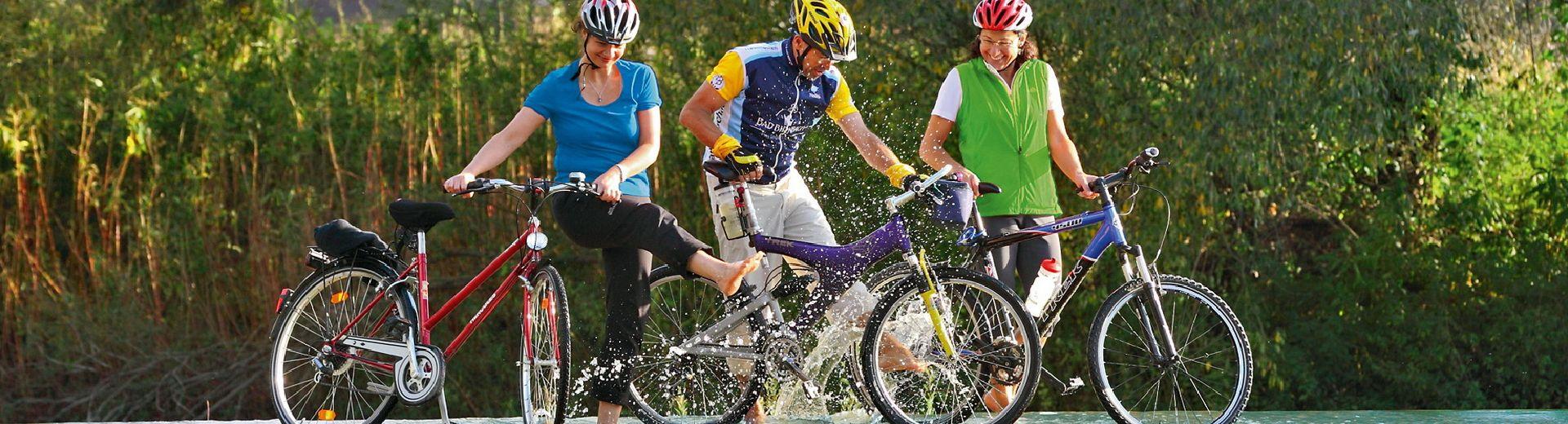 Traumtouren für Radfahrer