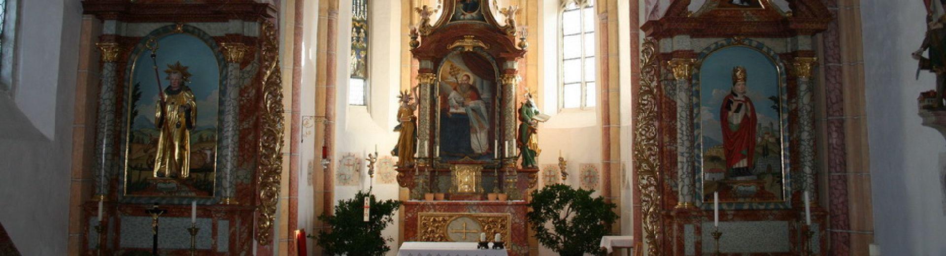 Wallfahrtskirche Grongörgen